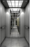 Elevator Manufacturer Should Share The Car Size With Reasonable Design