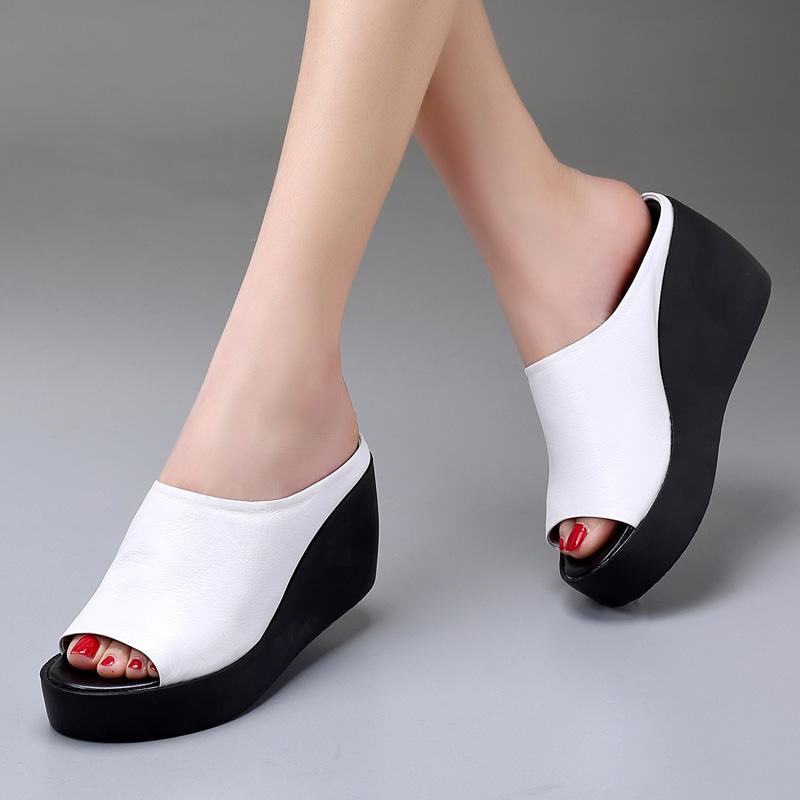 2018 new fashion Korean version of the wild shoes autumn and autumn high-heeled autumn shoes sti ...
