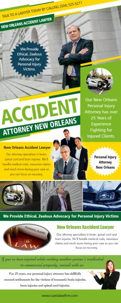 Accident Attorney New Orleans