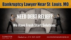 Bankruptcy Lawyer Near St. Louis, MO | 3149250239 | louisbankruptcyattorneyhelp.com