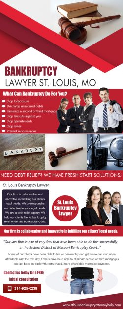 BankruptcyLawyerNearSt.Louis,MO | 3149250239 | louisbankruptcyattorneyhelp.com