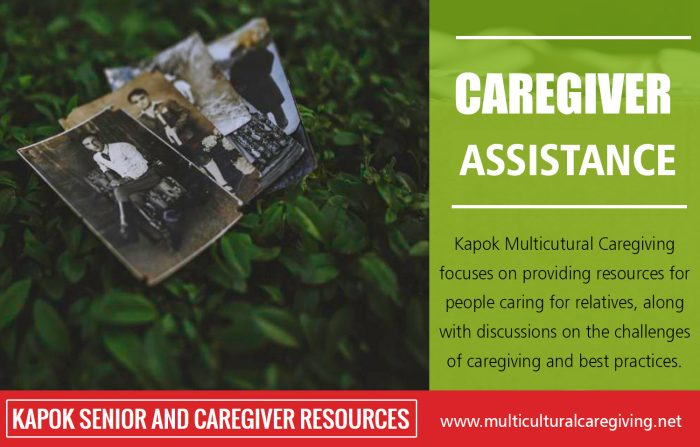 Caregiver Assistance