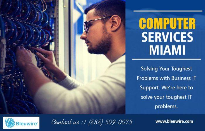 Computer Services in Miami
