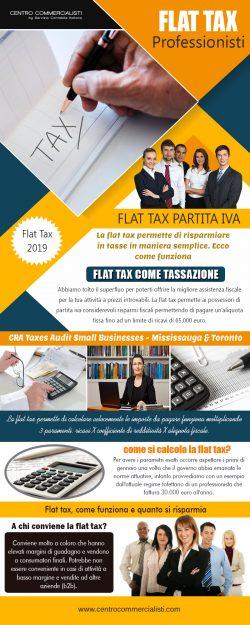 flat tax professionisti