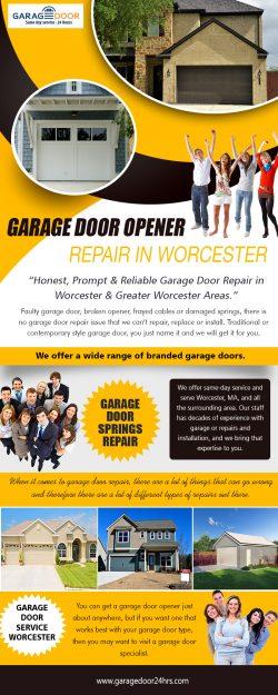 Garage Door Opener Repair in Worcester