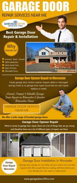 Garage Door Repair Services near me