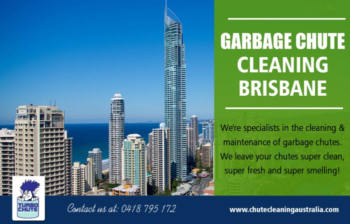 Garbage Chute Cleaning Brisbane