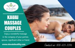 Kauai Massage Couples