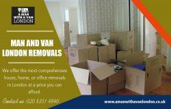 Man and Van London Removals