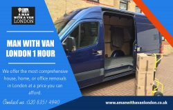 Man With Van London 1 Hour