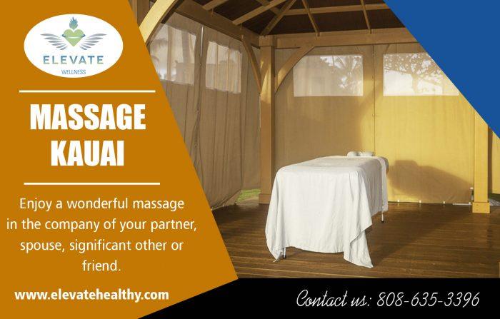 Massage in Kauai