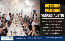 Outdoor Wedding Venues Austin