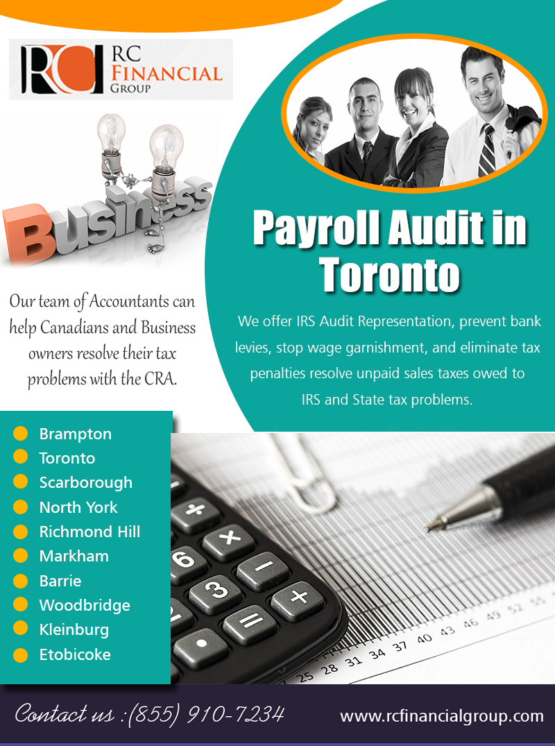 Payroll Audit in Toronto