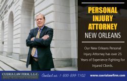 Personal Injury Attorney New Orleans