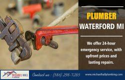 Plumber Waterford MI   Call – 586-298-7285   michaelhallplumbing.com