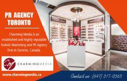 PR Agency Toronto