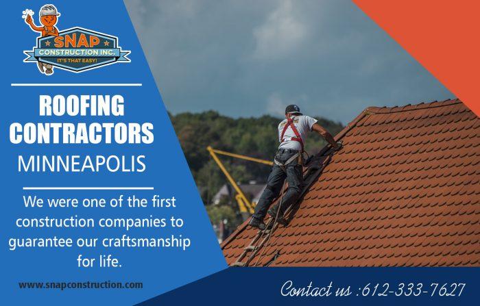 Roofing Contractors Minneapolis