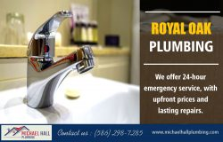 Royal Oak Plumbing   Call – 586-298-7285   michaelhallplumbing.com