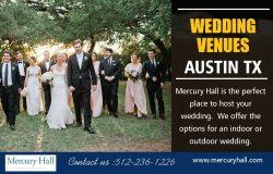 Wedding Venues Austin TX