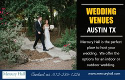 Wedding Venues in Austin TX