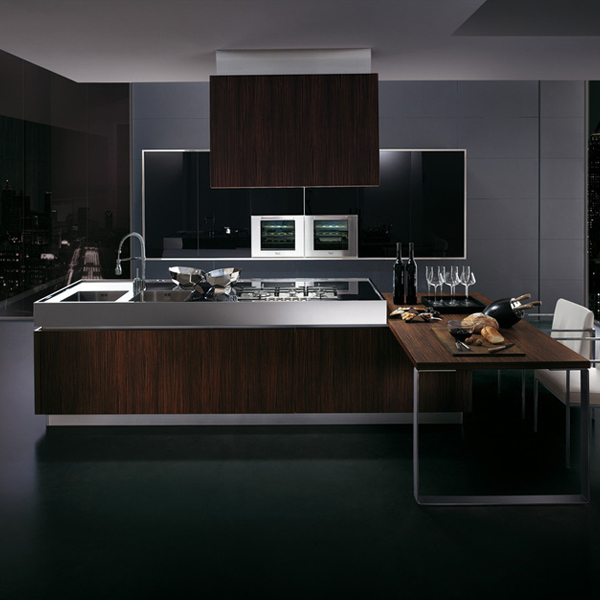 Stainless Steel Kitchen Cabinets Countertop Selection Skills
