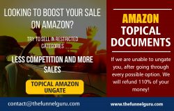 Amazon Topical Documents | thefunnelguru.com