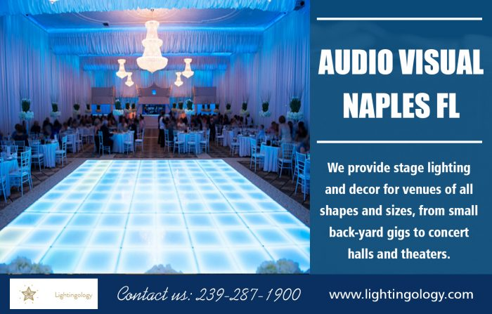 Audio visual Naples FL
