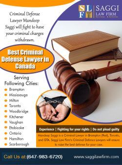 Best Criminal Defense Lawyer in Canada