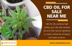 CBD Oil For Sale Near ME