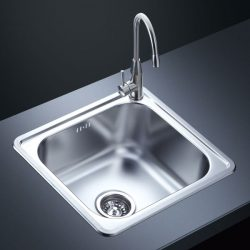 What Should I Do If The Stainless Steel Kitchen Sink Is Often Blocked?