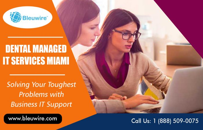 Dental Managed IT Services Miami