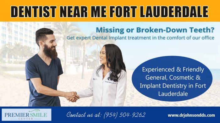 Dentist near me Fort Lauderdale