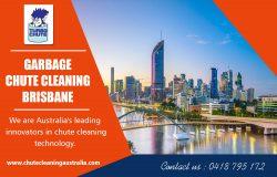 Garbage Chute Cleaning in Brisbane
