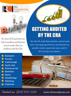 Getting Audited By The CRA