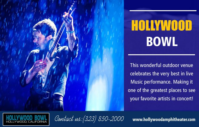 Hollywood Bowl|hollywoodamphitheater.com|Call Us-3238502000