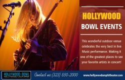 Hollywood Bowl Events|hollywoodamphitheater.com|Call Us-3238502000