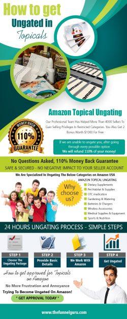 Amazon Category Approval Service