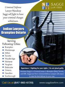 Indian Lawyers Brampton Ontario