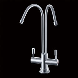 Easy Cleaning Method For Stainless Steel Kitchen Faucet