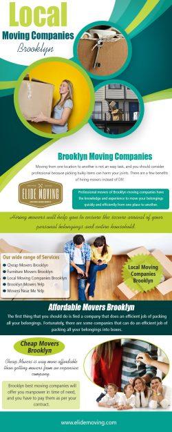 Local Moving Companies Brooklyn
