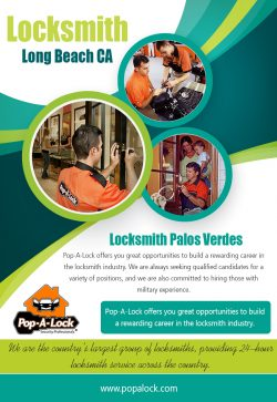 Locksmith Long Beach CA