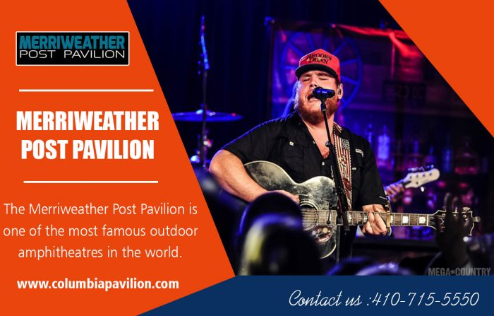 Merriweather Post Pavilion Tickets