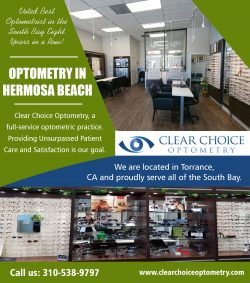 Optometry in Hermosa Beach
