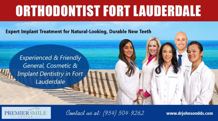 Orthodontist Fort Lauderdale
