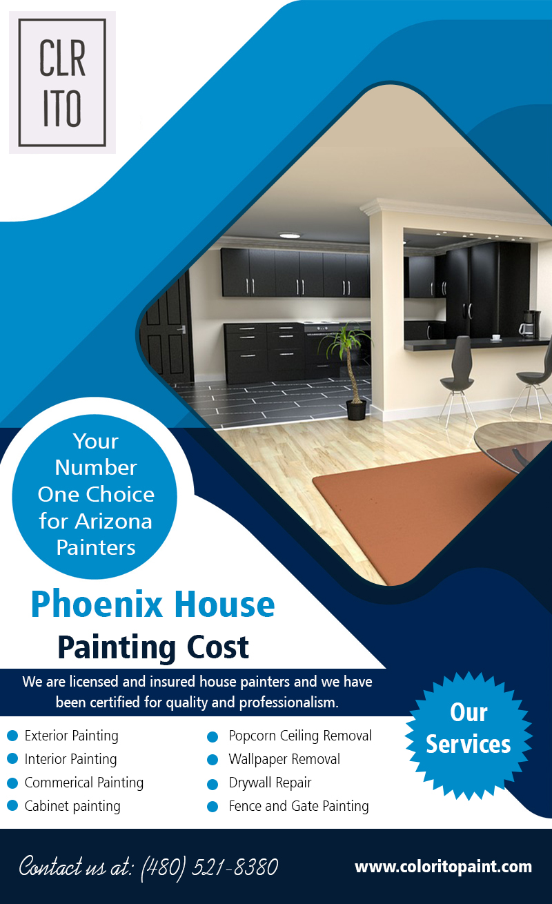 Phoenix House Painting Cost