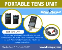 Portable Tens Unit | 8775639660 | chirosupply.com
