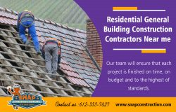 Residential General Building Construction Contractors Near Me