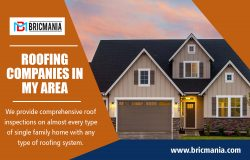 Roofing Companies in My Area