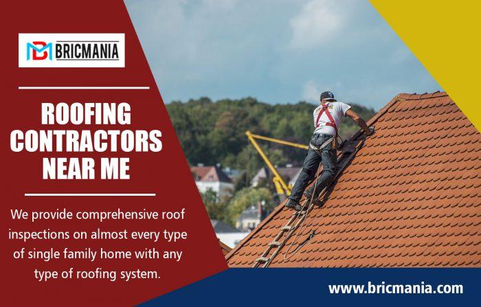Roofing Contractors in my Area
