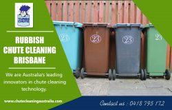 Rubbish Chute Cleaning in Brisbane